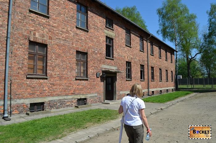 Auschwitz I  baraca nr 5