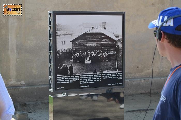 Auschwitz I  fanfara