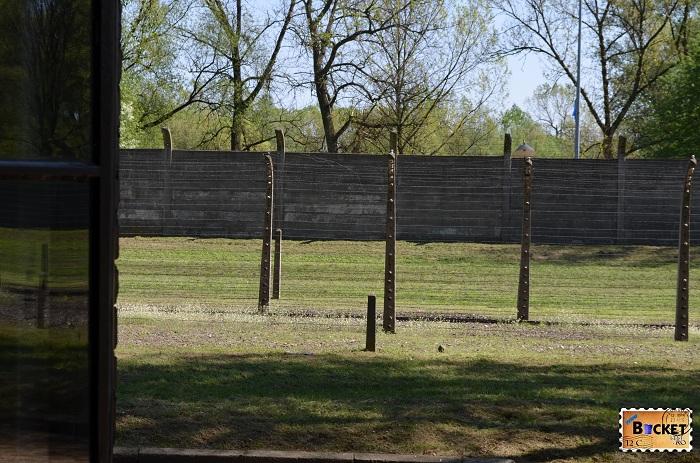 Auschwitz I  gard