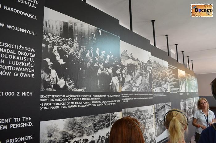 Auschwitz I prezentare
