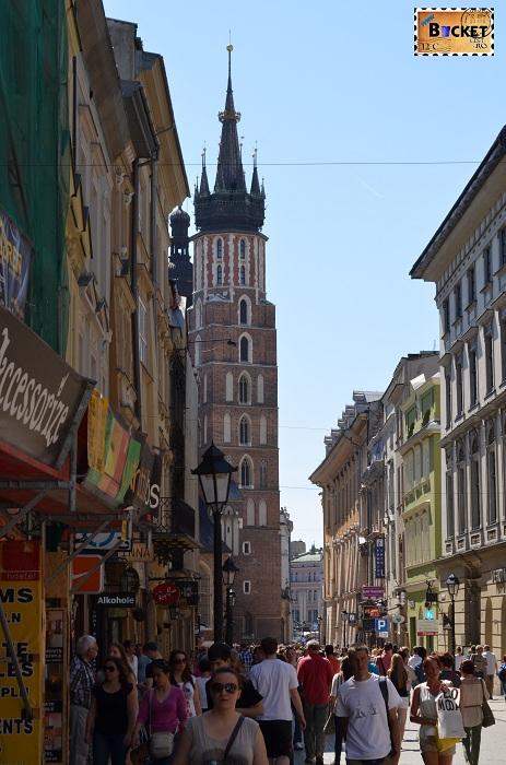 Bazilica Sf Maria din Cracovia