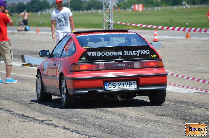 CS23VRT - Drag Racing