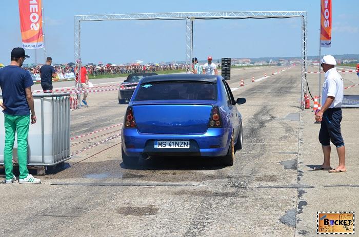 Logan - Drag Racing competiţia finală  - Oradea 2013