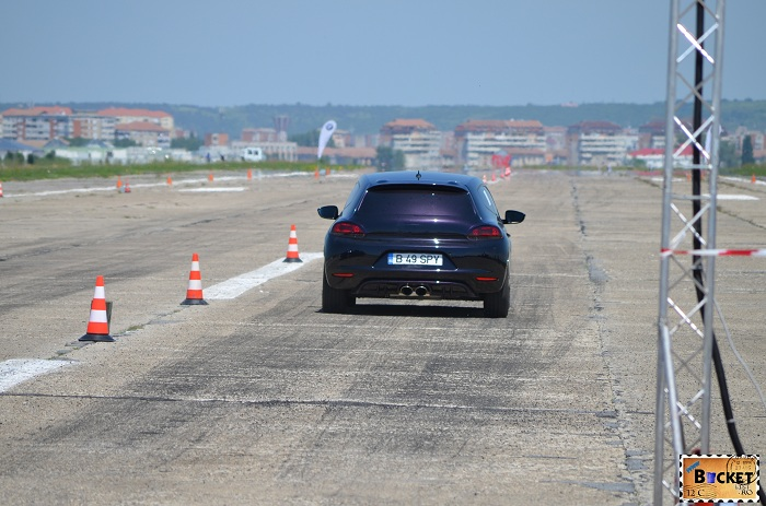 Drag Racing competiţia finală  - Oradea 2013