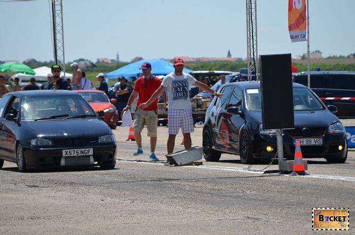 Drag Racing competiţia finală  @ Oradea 2013