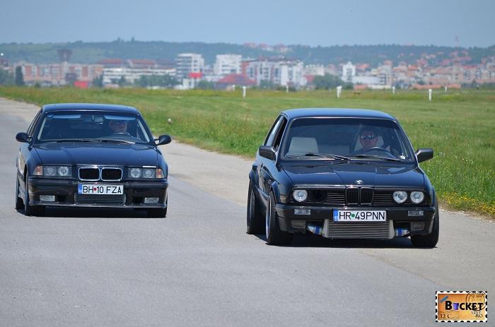 competiţia finală  - Oradea 2013  BMW