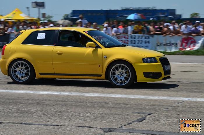 Drag Racing competiţia finală Oradea 2013