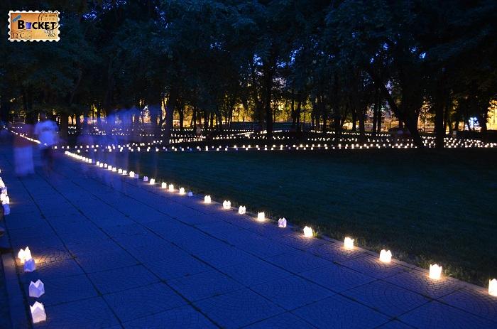 Festivalul Luminii Oradea 2013
