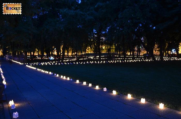 Oradea 2013 Festivalul Luminii