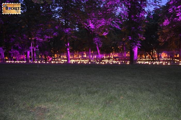 Oradea 2013 Parcul 1 Decembrie