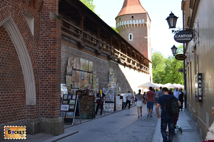 Fortificatie Cracovia