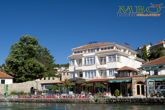Hotel in Ohrid Macedonia