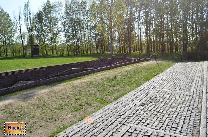Krema II - Lagărul de concentrare Birkenau