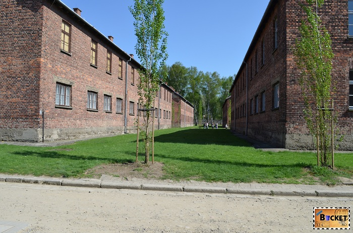 Lagărul Auschwitz I baraca