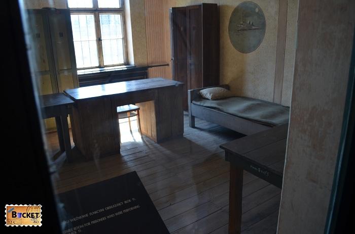 Lagărul Auschwitz I - barca nr 11