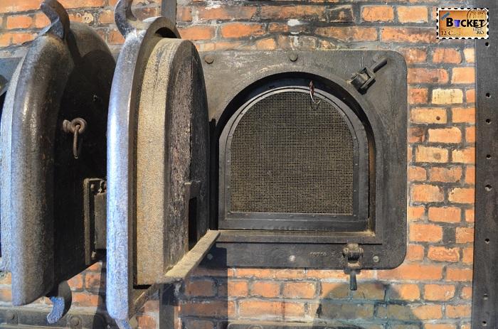 Lagărul Auschwitz I - crematoriu