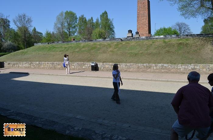 Lagărul Auschwitz I  crematorium