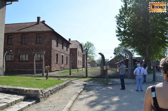 Lagărul Auschwitz I lagar