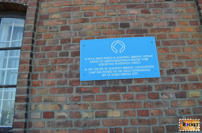 Lagărul de concentrare Auschwitz II - Birkenau patrimoniul UNESCO