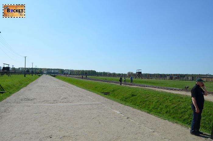 Lagărul de concentrare Birkenau -Auschwitz II