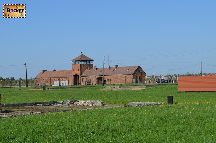 Lagărul de concentrare - Birkenau