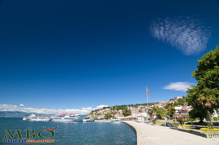 Ohrid Macedonia - Marshal Tito