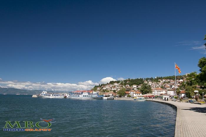 Ohrid Macedonia - Marshal Tito quay