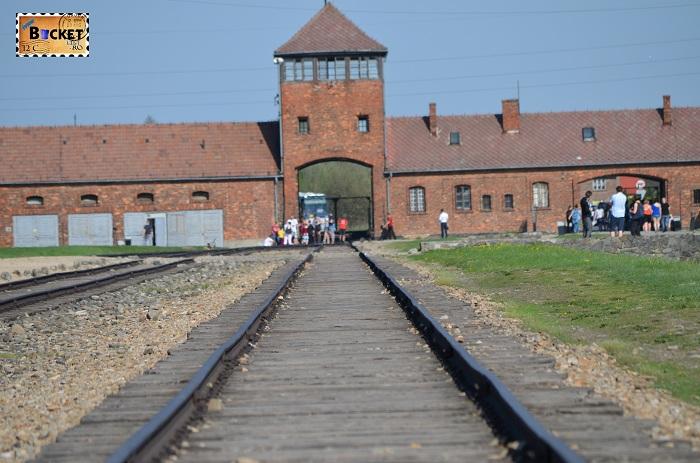 Poarta Mortii - Lagărul de concentrare Birkenau