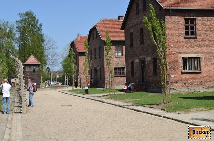 lagărul Auschwitz I