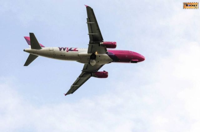 Wizz landing