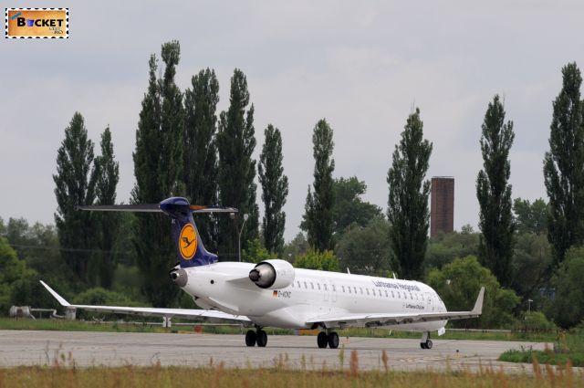 Lufthansa la Timisoara