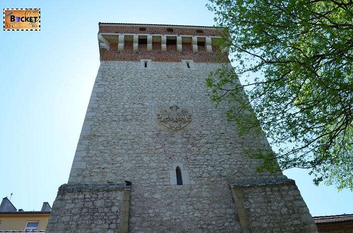 poarta Florian - Brama Floriańska Exterior