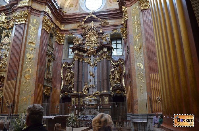 Biserica abaţiei din Melk