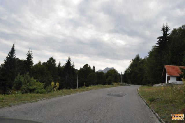 Drum prin Brus - Kopaonik - Raška - Mateševo - Podgorica spre Muntenegru