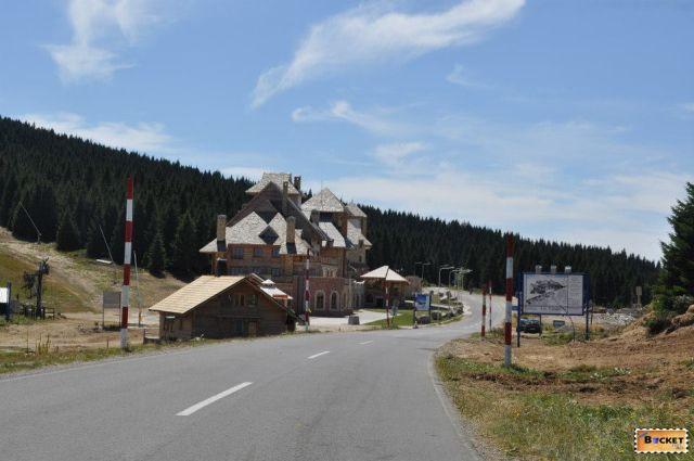 Traseu Brus - Kopaonik - Raška - Mateševo - Podgorica In drum spre Muntenegru