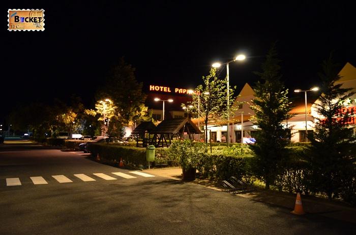 Unde să mănânci în drum spre Viena - Hotel Paprika Csarda Hegyeshalom