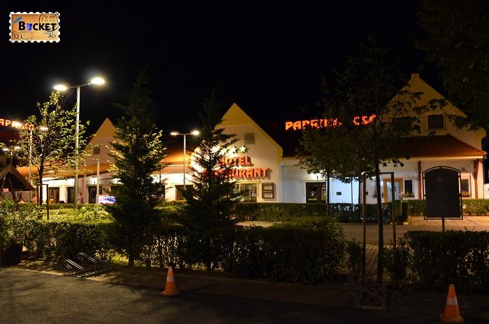 Unde să mănânci în drum spre Viena - Hotel Restaurant Paprika Csarda Hegyeshalom