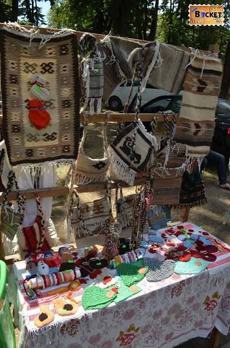 traiste tradiționale româneşti la Târgul Meşterilor Populari din Oradea