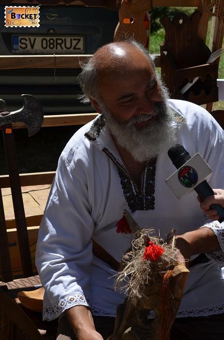 Interviu la Târgul Meşterilor Populari din Oradea