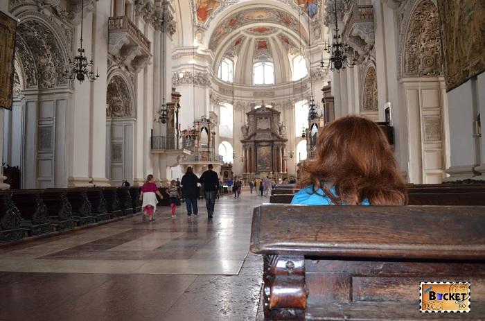 Catedrala Salzburg  - Salzburger Dom (1)