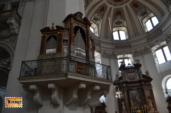 Catedrala Salzburg  - Salzburger Dom (13)