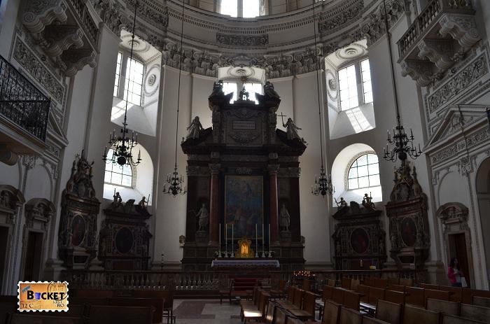 Catedrala Salzburg  - Salzburger Dom (15)