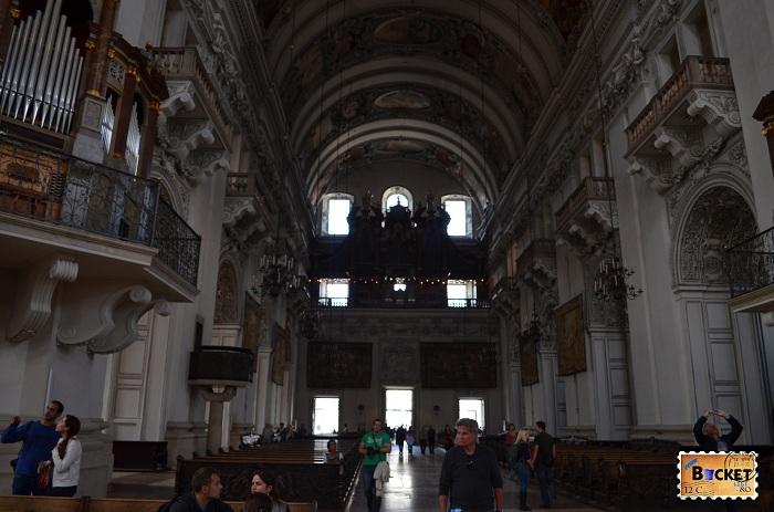 Catedrala Salzburg  - Salzburger Dom (17)