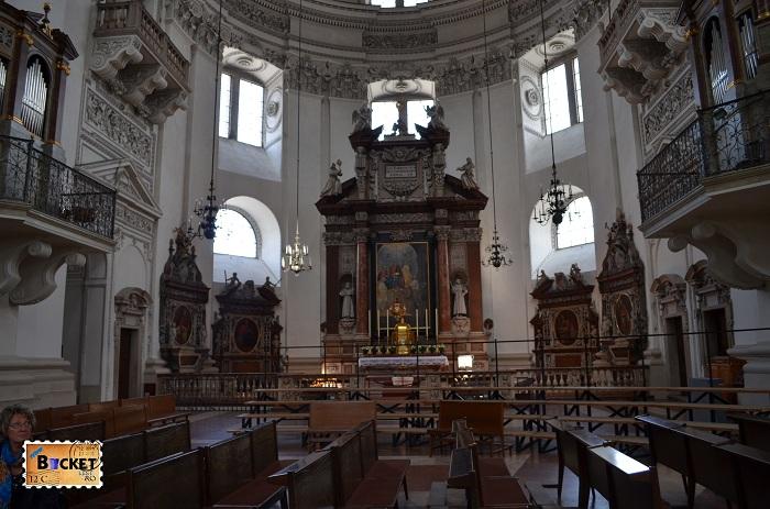 Catedrala Salzburg  - Salzburger Dom (18)