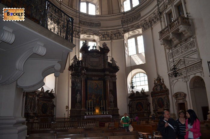 Catedrala Salzburg  - Salzburger Dom (21)