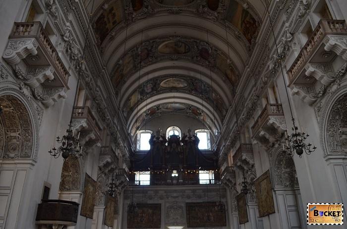 Catedrala Salzburg  - Salzburger Dom (23)