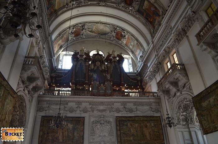 Catedrala Salzburg  - orga pricipala