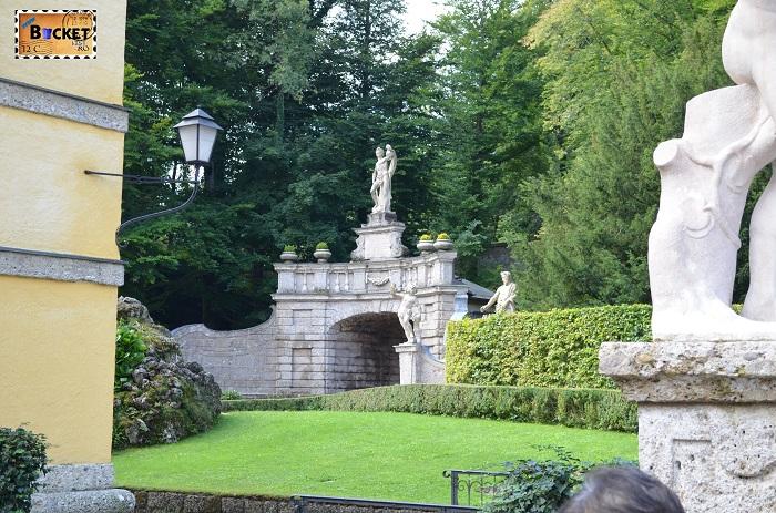 Perseus - Palatul Hellbrunn