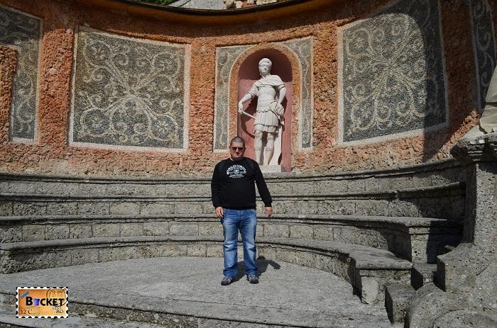 Hellbrunn Salzburg - teatru in aer liber