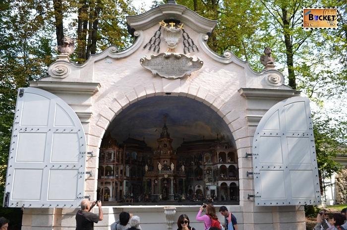 Marele Teatru Mecanic Hellbrunn